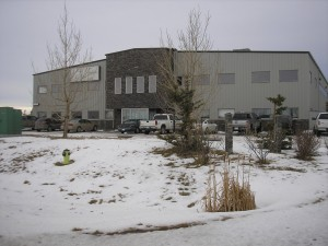 12,000 Square Foot Office/Shop & 3 Acre Yard