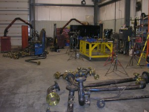 Welding and Fabricating Services